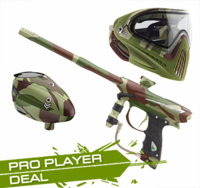 Pro Player Deal - Dye Reflex