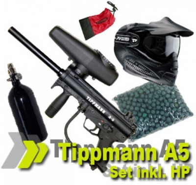 Tippmann A5 New Basic HP Set